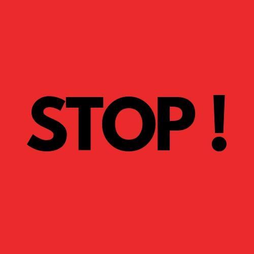 dire stop